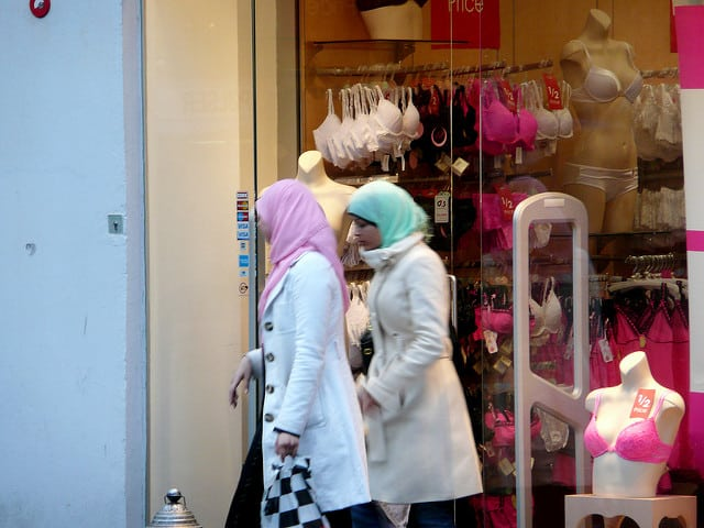 צעירות מוסלמיות בקופנהגן