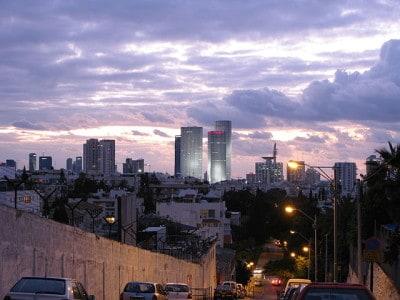 המכתש רמת גן