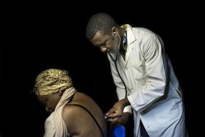 ופא וחולה ברפובליקה הדמוקרטית של קונגו