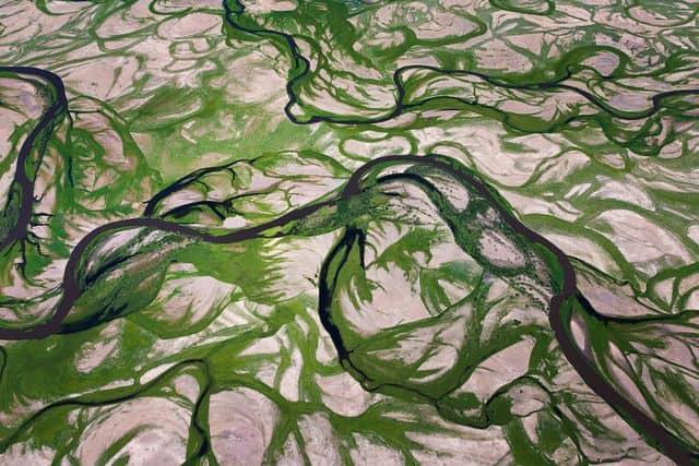נהר טולה, מרכז מונגוליה. תצלום: © HUMAN The Movie