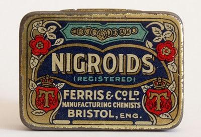 סוכריות ליקריץ Nigroids