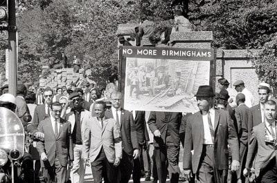 בירמינגהם אלבמה, פיגוע, 1963