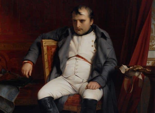 נפוליאון 1814, דלרוש
