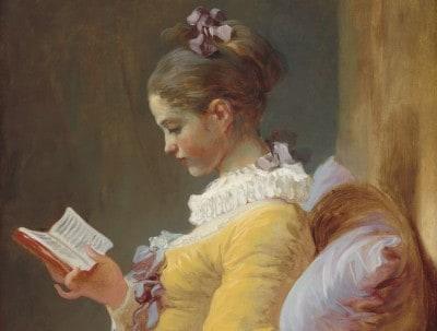הקוראת, ז'אן-אונורה פרגונאר