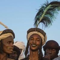 חיזור, אפריקה, ניז'ר, Wodaabe