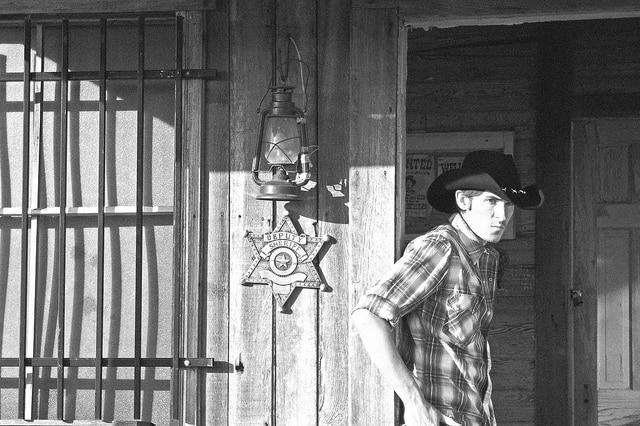 מערב פרוע, שריף