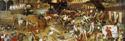 נצחון המוות, פיטר ברויגל האב