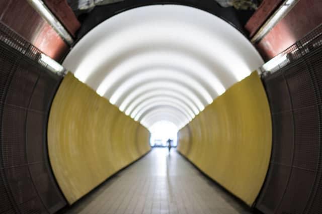 ראיית מנהרה, מנהרה צרה, Tunnel Vision