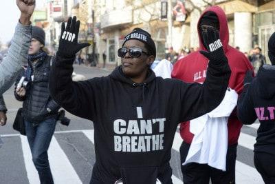 הפגנת צדק לכל בוושינגטון, זכויות השחורים