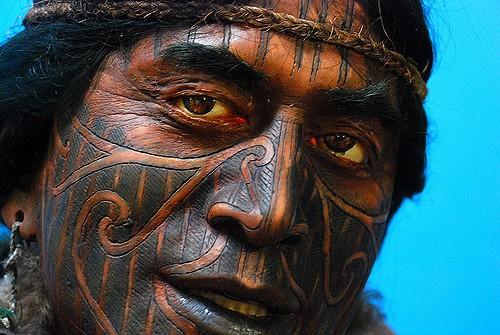 לוחם מאורי, ניו זילנד