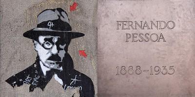 פרננדו פסואה, קיר בליסבון