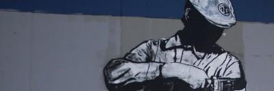 כלא, ציור קיר של אסיר