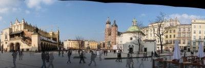 כיכר העיר בקרקוב