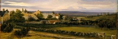 תאודור רוסו, כפר בעמק
