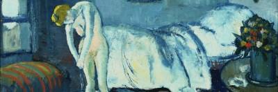 החדר הכחול, פיקאסו