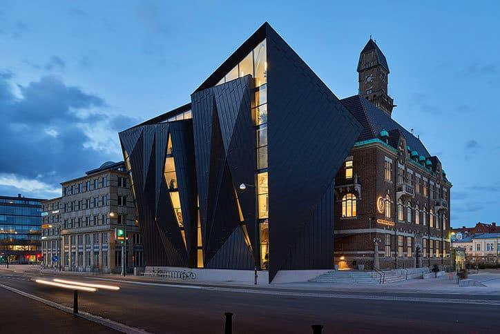האוניברסיטה הימית העולמית, שבדיה