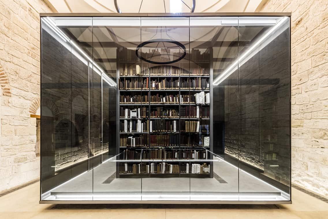 הספרייה הלאומית, טורקיה