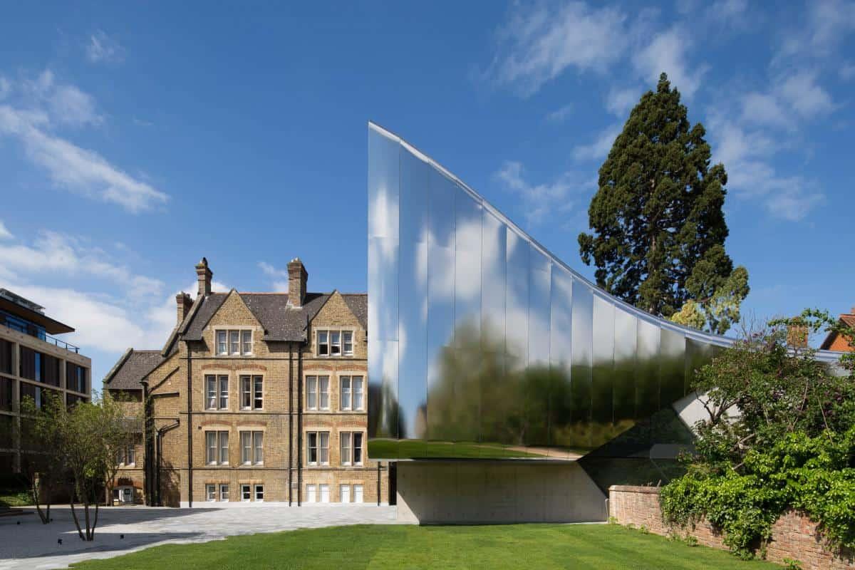 בניין לימודי המזרח התיכון, אוקספורד, אנגליה