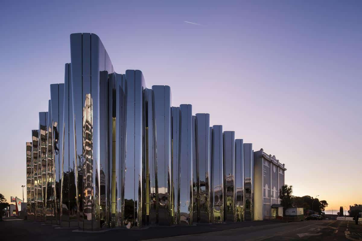מרכז לן ליי, ניו זילנד