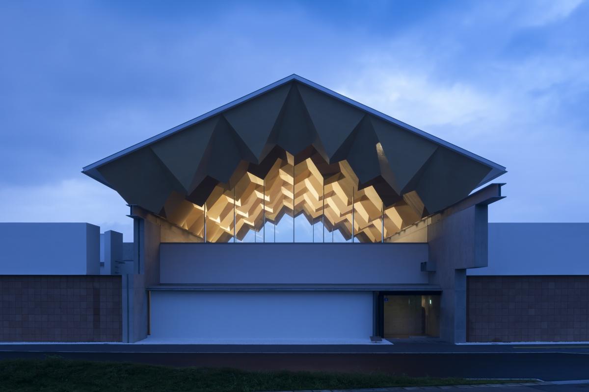 מוזיאון מיהאטה ג׳ומון, יפן