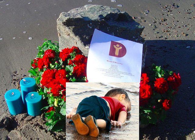 ילדי פליטים, אלאן כורדי