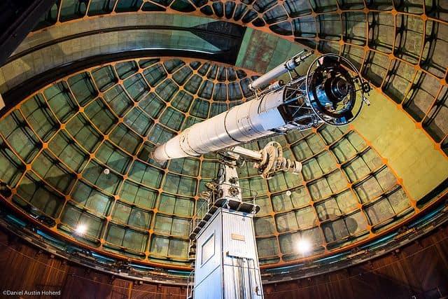 טלסקופ כוכבים