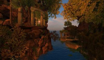 מציאות מדומה, ביבר על הנהר