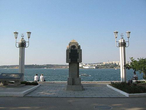 סבסטופול, מצודה ימית רוסית