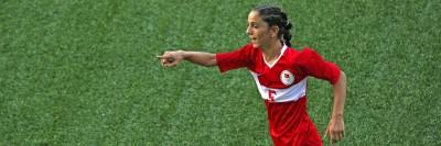תורכיה, נשים, כדורגל, סינגפור, אולימפיאדת נוער