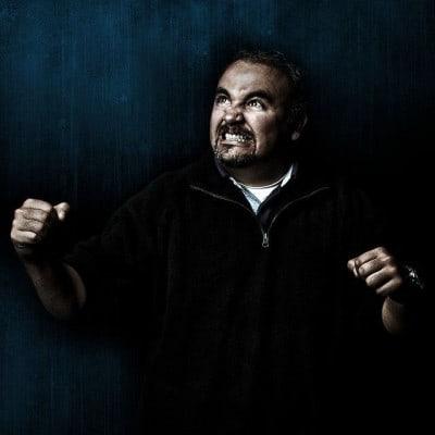 כעס, איש כועס
