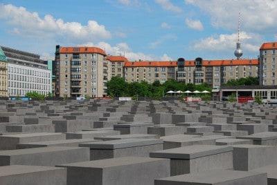 ברלין, אנדרטה לזכר יהודי אירופה