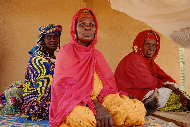 Essakane, נשים, טמבוקטו