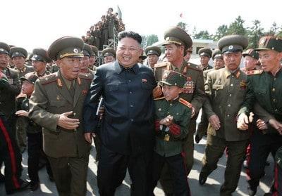 קים ג'ונג-און, צפון קוריאה