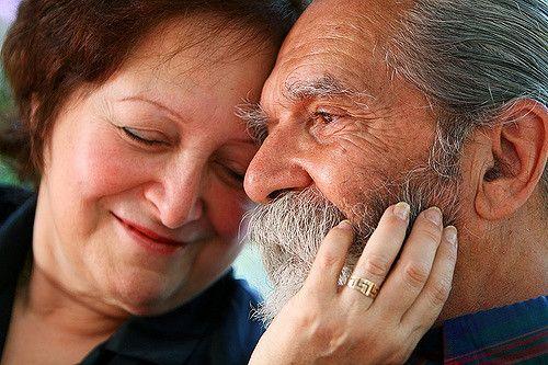 זוג מבוגר