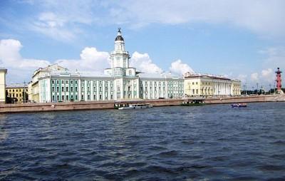 האקדמיה הקיסרית למדעים, פטרבורג