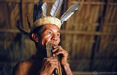 בן שבט טריאנה, האמזונס, ברזיל