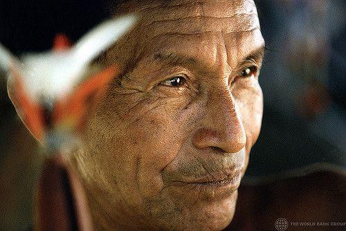 בן שבט Tariana, אמזונס, ברזיל