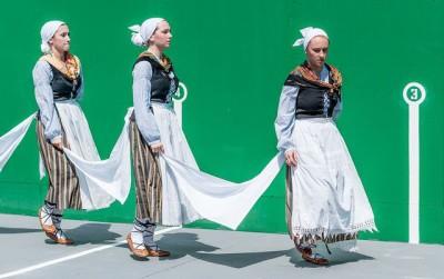 ריקוד באסקי