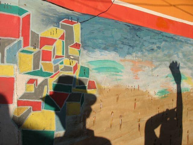 פאבלה, אמנות בברזיל