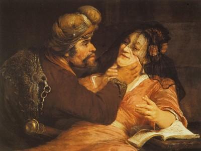 יהודה ותמר, ארנט דה חלדר