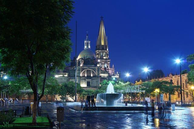 כיכר ליברסיון, גואדלחרה, מקסיקו