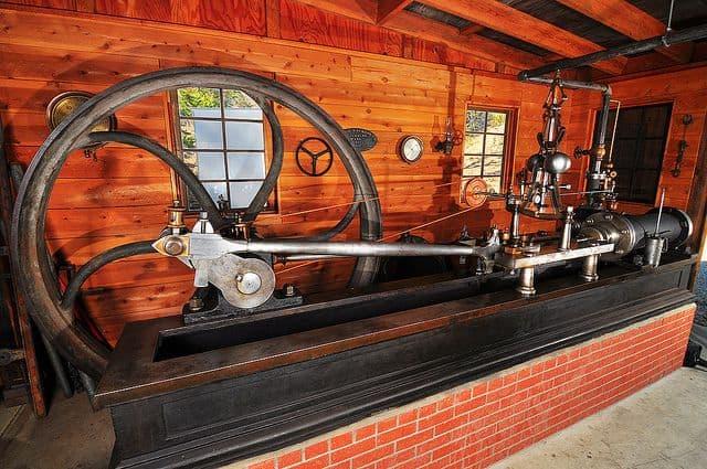 מנוע תעשייתי מתקופת המהפכה התעשייתית