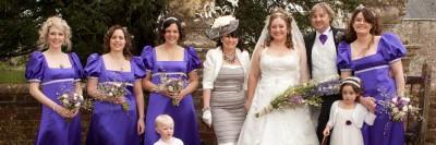 חתונה באנגליה