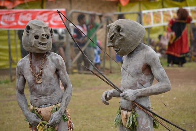 ילידים, פפואה, גינאה החדשה