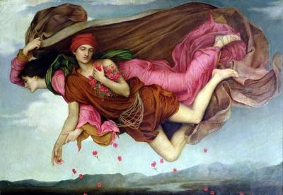 לילה ושינה, אוולין דה מורגן