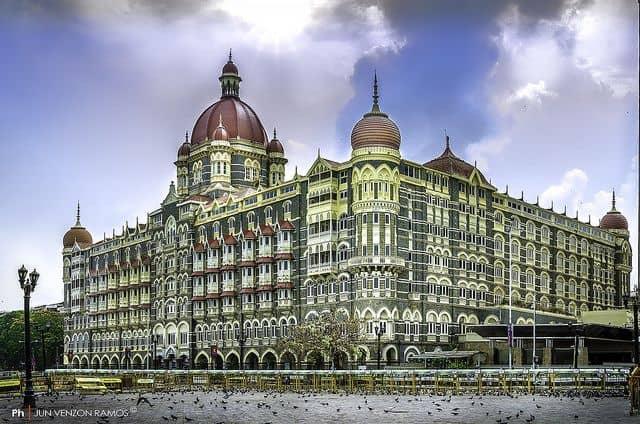 """מלון """"טאג' מהאל פלאס"""", מומבאי, הודו"""