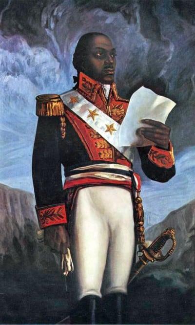 טוסיין לוברטיר, האיטי