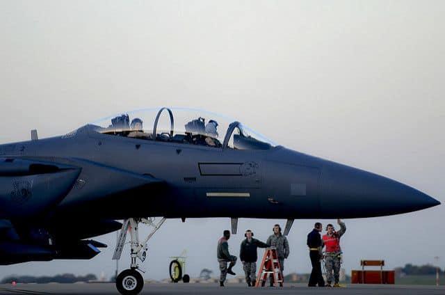 F15-Eת דאעש, אינג'רליק