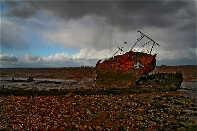 דיג, ספינות, האל, אנגליה