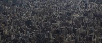 טוקיו, צפיפות עירונית